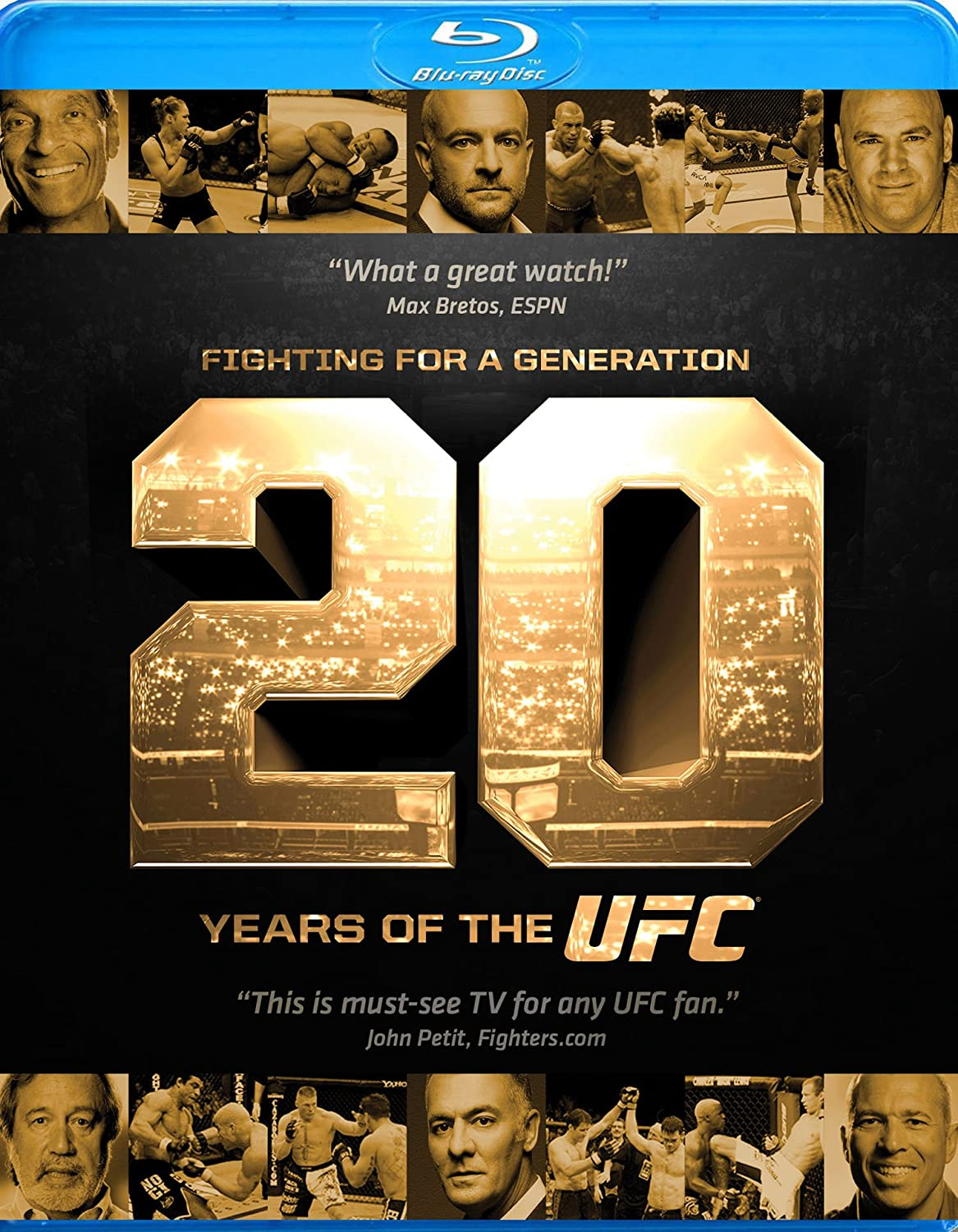 Fighting for We OFFer at cheap prices a Generation: 20 the of UFC OFFer Years