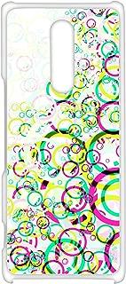 WHITENUTS Xperia 1 SO-03L ケース クリア ハード プリント パターンA (wn-295) スマホケース エクスペリア ワン スリム 薄型 カバー 全機種対応 WN-PR3687149