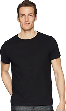 John Varvatos Collection - Short Sleeve Knit Crew Neck T-Shirt K1762R2
