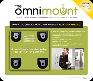 OMNIMOUNT PKIT1 The OmniMount Home Theater Kit for 13-Inch?42-Inch Flat Panel TVs (Discontinued by Manufacturer)