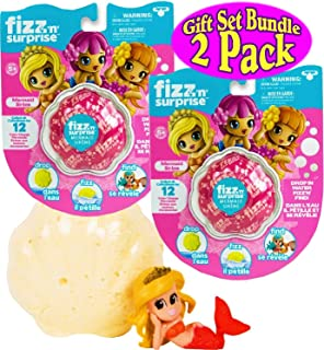 Moose Toys Fizz 'n' Surprise Mermaids Gift Set Bundle - 2 Pack (Assorted)