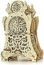 Wooden City Magic Clock 12.9 x 14.1 x 21.8 cm Color, one Size