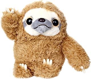 T PLAY Sloth Stuffed Animal Fluffy Stuffed Sloth Plush Toy Durable Sloth Stuffy Cute Sloths with Toed Animals Plushie Pillow Toy Soft Gifts for Kids 20
