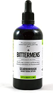 Bittermens Scarborough Savory Herbal Bitters, 146 ml