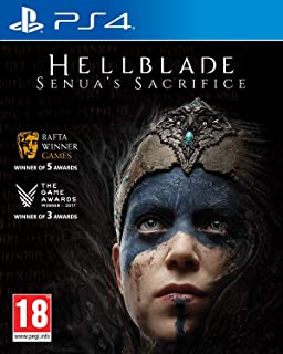 Mejor Hellblade Senua's Sacrifice Game