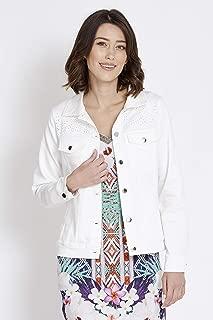 Rockmans Anglaise Denim Jacket - Womens
