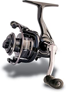 Krappie Kings 500 Size Fishing Spinning Reel, Black