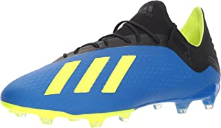 adidas Men's X 18.2 Firm Ground Soccer Shoe