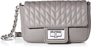 Karl Lagerfeld Paris Agyness Pebble SM Crossbody