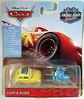 Fireball Beach Cars 1:55 Die Cast Car Luigi Guido 1:55 Scale Diecast
