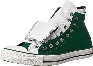 Converse Chuck Taylor Double Upper Hi High-Top Canvas Fashion Sneaker