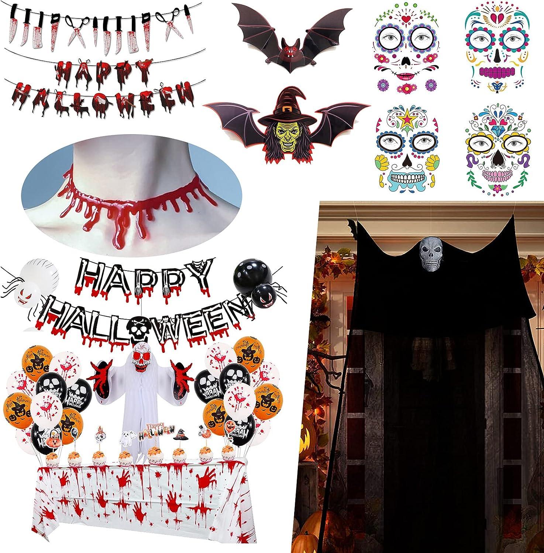 Rudies 6 in 1 Combination Max 74% OFF Indoor Ranking TOP6 Package I Decorations Halloween
