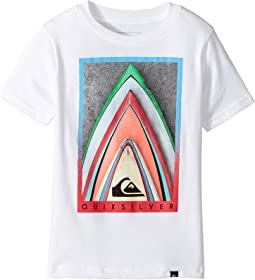 Quiksilver Kids - Stacked Tee (Toddler/Little Kids)