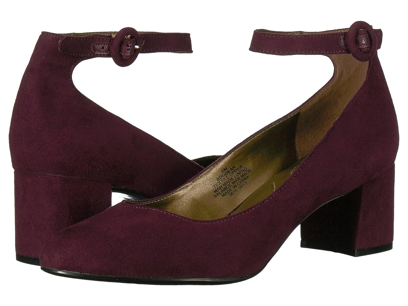 Bandolino OdearAtmospheric grades have affordable shoes