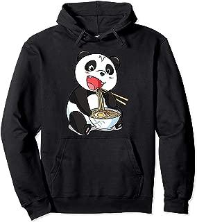 Giant Panda Anime Hoodie, Kawaii Japanese Panda Hoodie