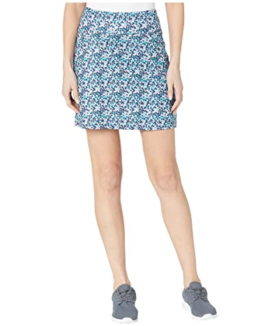 Straight Down Palisades Skort (Indigo) Women