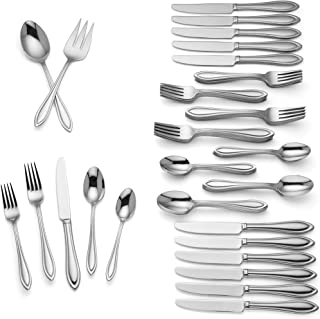 Lenox Medford 62-piece Flatware Set (Service for 12)