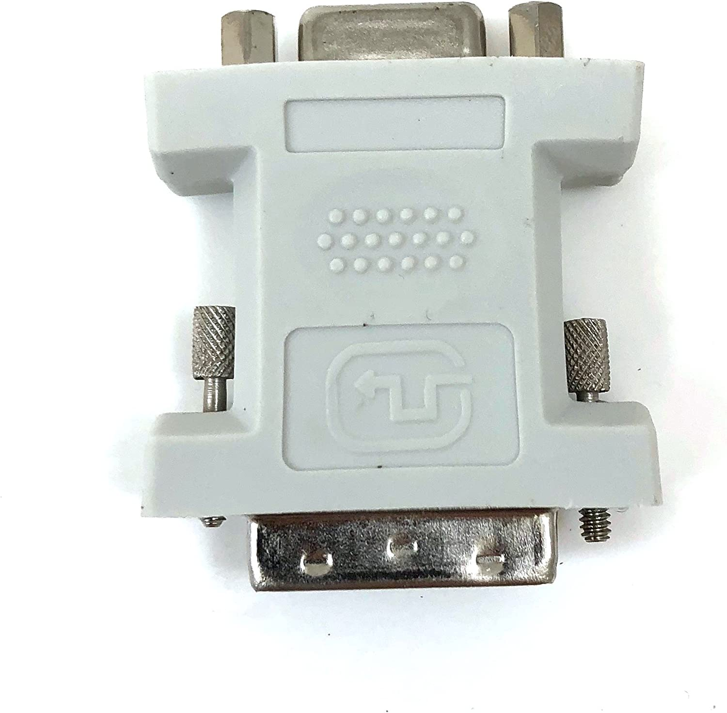 Micro Connectors Inc. DVI-I Male To Female Adapter HD15 Large discharge sale G0 Max 44% OFF VGA