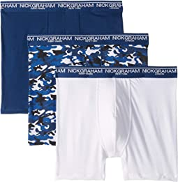 3-Pack Camo Boxer Brief