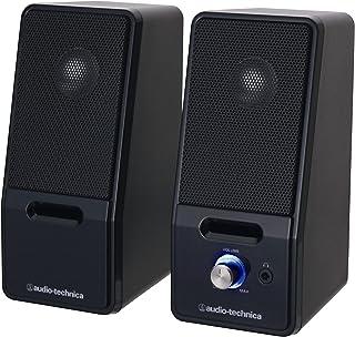audio-technica アクティブスピーカー AT-SP121 BK