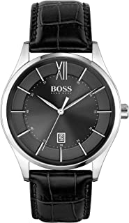 Hugo Boss Distinction, Analog Men's Watch, Black - 1513794
