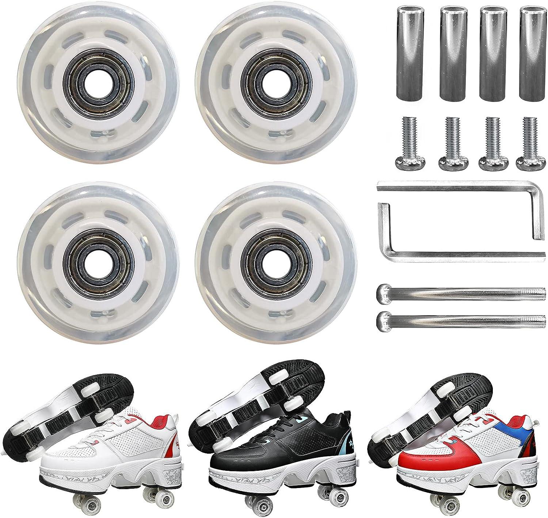 Genuine YUNWANG 36mm X Choice 11mm Durable Wheels PU Roller Skat Wear-Resistant