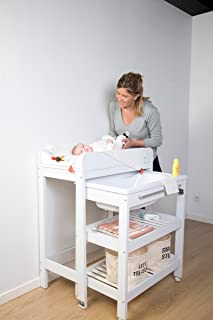 Child Home de bebé cambiador con melamina bañera, 2