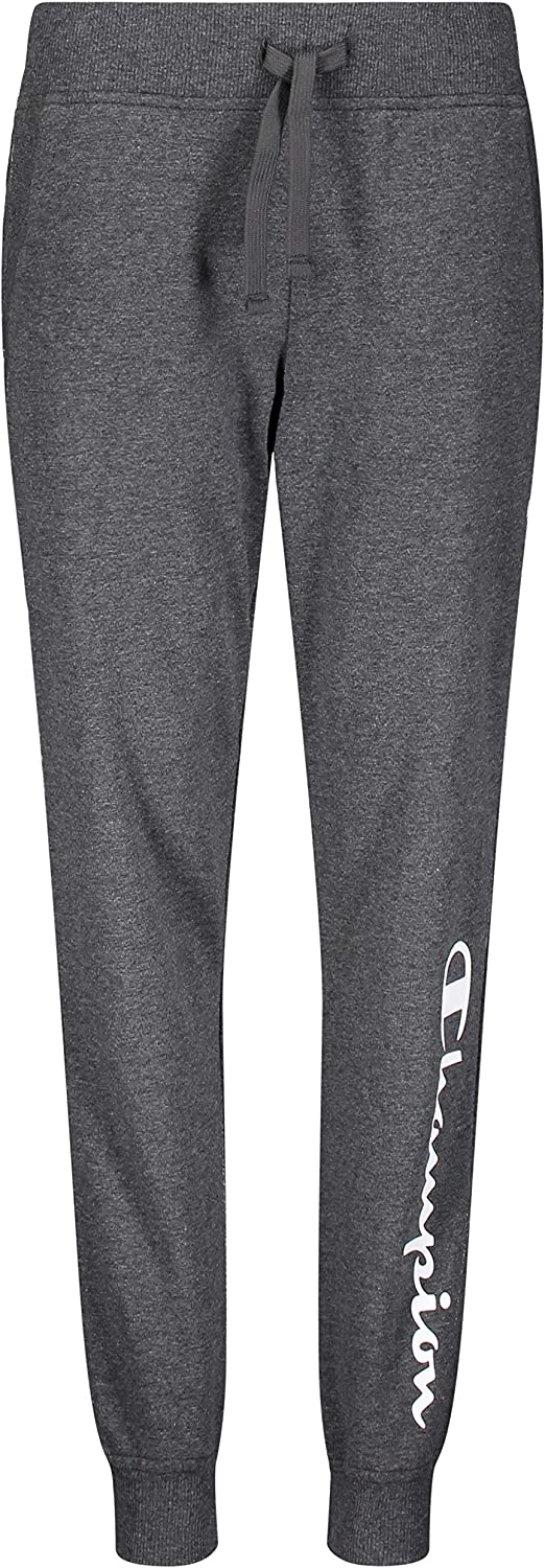 Champion Girls French Terry Pull On Jogger Kids Cloth High New product! New type quality new Sweatpants