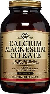 Best calcium citrate with magnesium Reviews