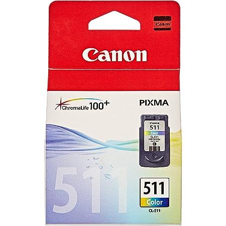 Canon CL-511 Cartouche Couleur (Emballage carton)