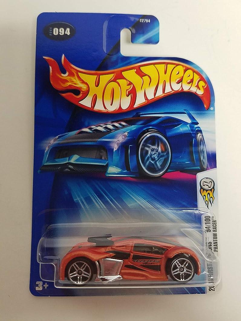 Phantom Racer 2004 First Editions 94/100 Hot Wheels Diecast Car No. 094