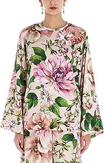 Dolce e Gabbana Luxury Fashion Womens F71M4ZFSAZKHF1AJ Pink Blouse |