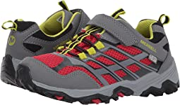 Merrell Kids - Moab FST Low A/C Waterproof (Little Kid)