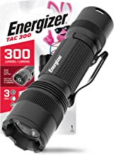 ENERGIZER LED Tactical Flashlight, IPX4 Water Resistant, Super Bright, Heavy Duty Metal Body, Built For Camping, Outdoors,...