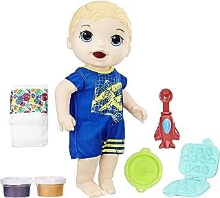 Baby Alive Super Snacks Snackin' Luke (Blonde)