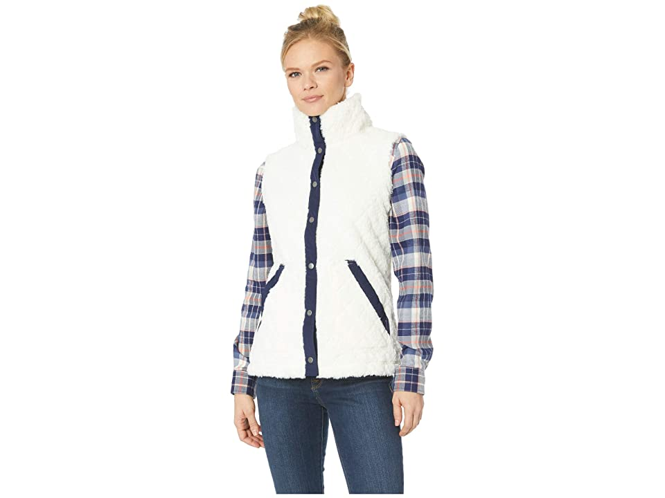 Marmot Janna Vest (Turtledove/Arctic Navy) Women