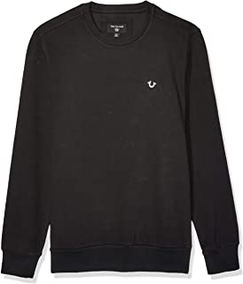 True Religion Men's Crewneck Sweatshirt