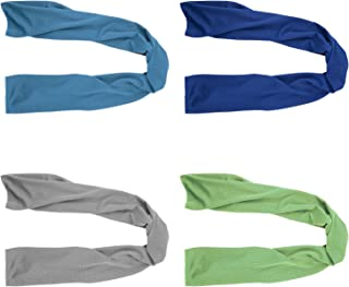 SMALLElectric 4 Packs Cooling Towel (40