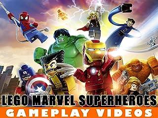 Clip: LEGO Marvel Video Gameplay