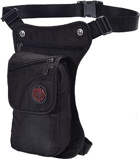 Military Tactical Drop Leg Bag, Waist Bag Thigh Packs Versipack For Riding Motorcycle Walking Cycling Vacation Man Women