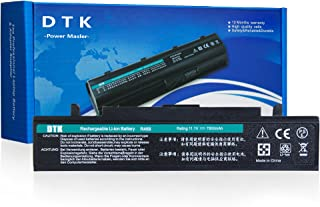 DTK AA-PB9NC6B AA-PB9NS6B AA-PB9NS6W AA-PB9MC6W AA-PB9NC6W Laptop Battery Replacement for SAMSUNG R428 R439 R460 R468 R470 R480 R519 R580 R620 R700 R720 R728 R780 RC420 RC510 RC520 RC530 P428  P467  Q320 11 1V 6600MAH