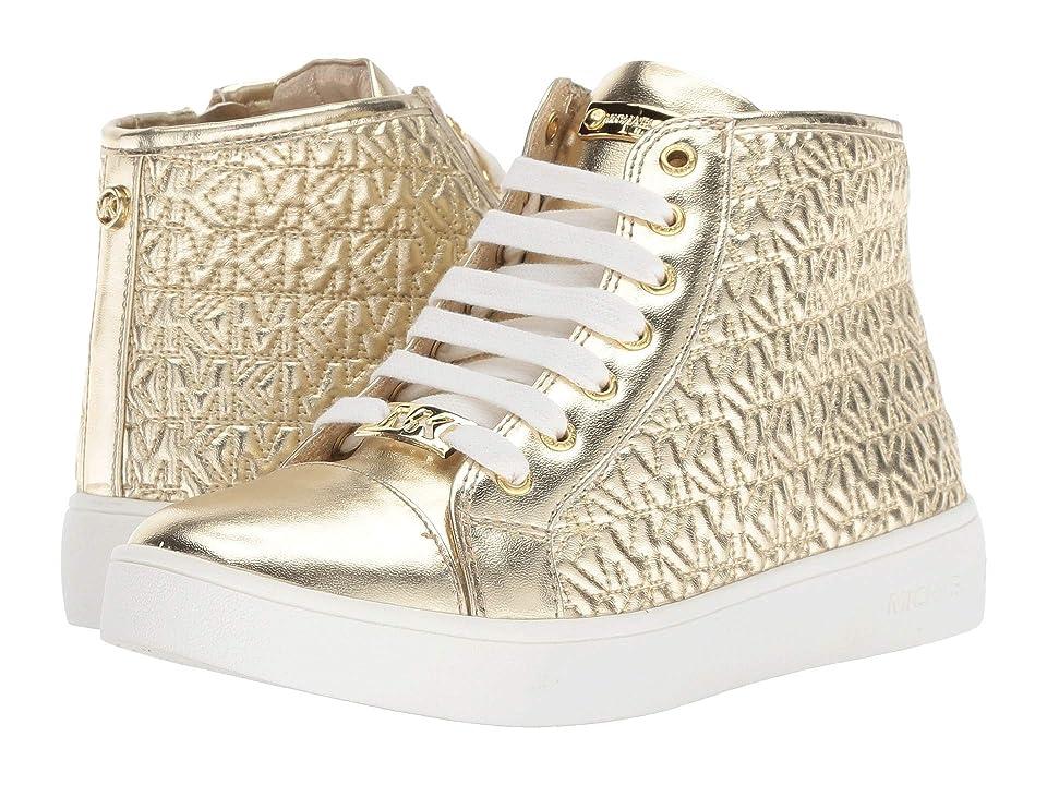 MICHAEL Michael Kors Kids Ivy Comfort (Little Kid/Big Kid) (Gold) Girl
