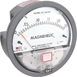 magnehelic gauge pellet stove