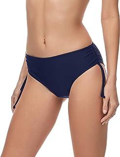 Bragas Braguitas de Bikini Parte de Abajo Bikini Trajes de Baño Mujer MSVR2