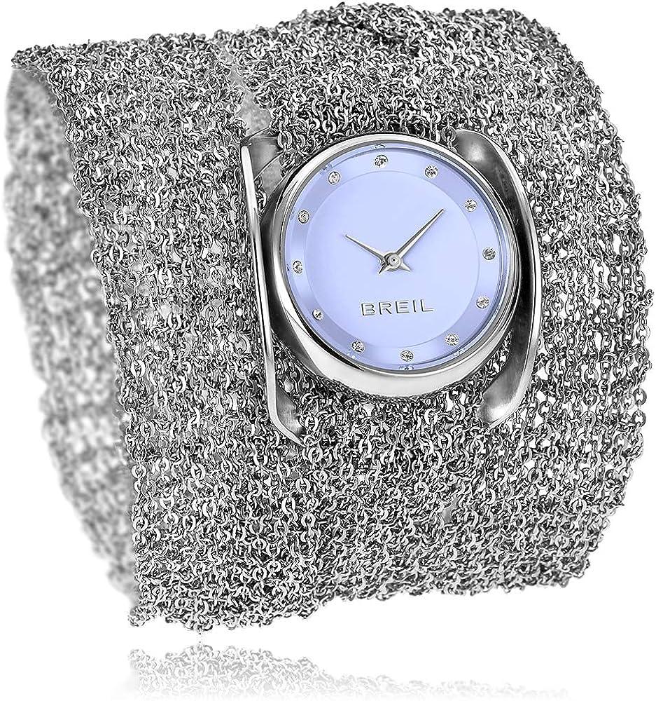 Breil orologio per donna collezione woman infinity in acciaio TW1351