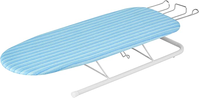 3. Honey-Can-Do Tabletop Ironing Board