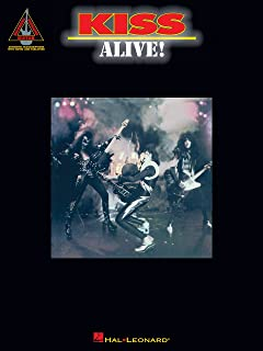 Kiss - Alive! Songbook (Guitar Recorded Versions)