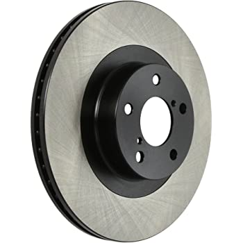 Centric GCX Elemental Protection Brake Rotors By StopTech