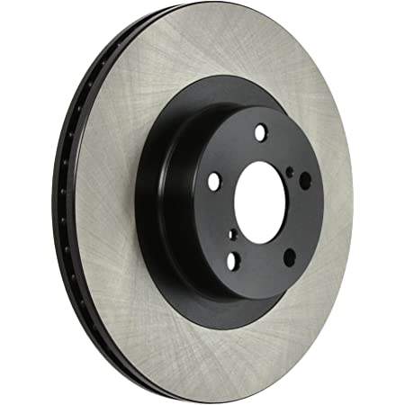 Centric 120.65107 Front Premium Brake Rotor 12 Month 12,000 Mile Warranty