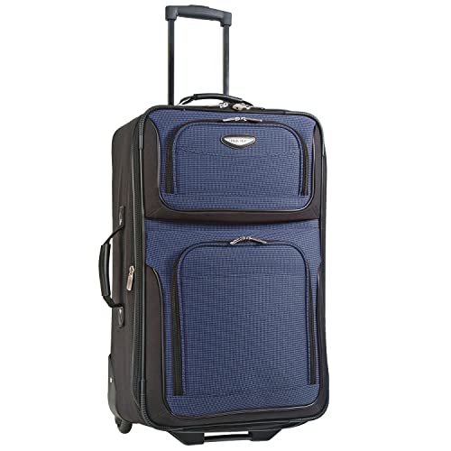 Travelers Choice Travel Select Amsterdam 25-Inch Expandable Rolling  Upright 94c86d9a624a8